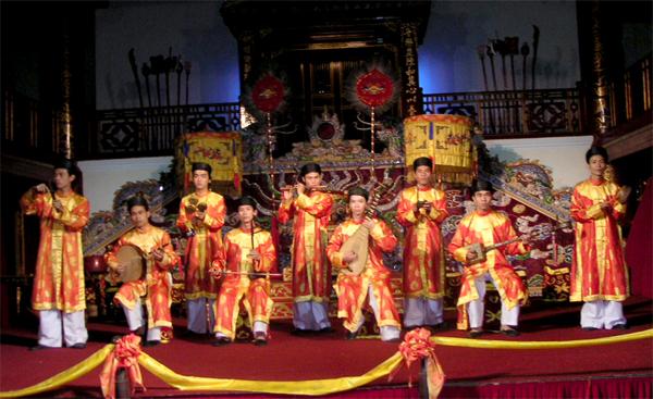 Nhã nhạc cung đình Huế - Di sản văn hóa phi vật thể của Việt Nam