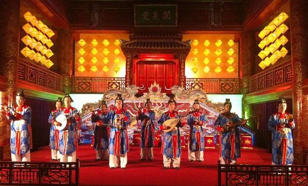 Nhã nhạc cung đình Huế - khẳng định truyền thống văn hóa Việt Nam